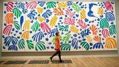 Matisse artwork collection displayed at Tate Modern | London - ITV News