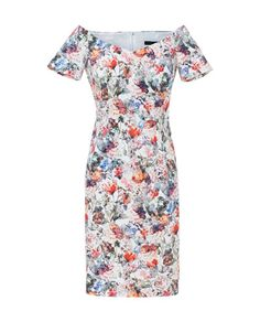 Image 5 of FLORAL PRINT DRESS from Zara