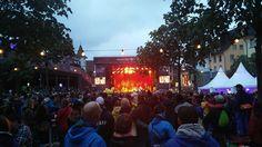 Marc Foster!!!! Stars in Town #schaffhausen
