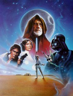 Star Wars: A New Hope - John Alvin