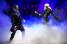 Week 7 Halloween - Alek & Lindsay Viennese Waltz 25/30 #teamtakedown #dwts #dancingwiththestars