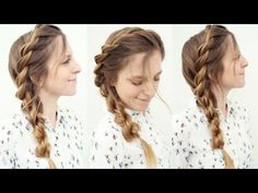 Youtube Hairstyles Cool 5 Summer Mini Bun Hairstyles  Missy Sue  Youtube  Summer Hair And
