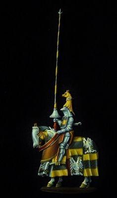Frederic III, comte-de-Meurs-chevalier de la Toison dOr-1431