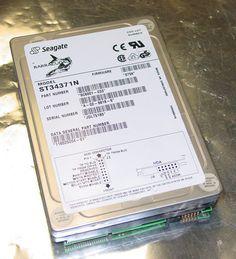 Seagate Barracuda Data General 4 3 GB 50 Pin SCSI Hard Drive ST34371N 102645803333 | eBay