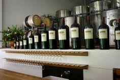Rust en Vrede wines Wine Rack, Wines, Rust, Storage, Furniture, Home Decor, Purse Storage, Decoration Home, Room Decor
