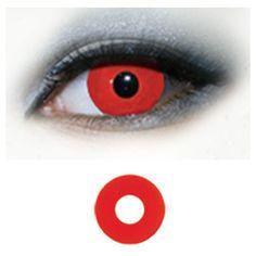 Crazy Piilolinssi -Punainen Red Out -1 Vuosi | Cybershop