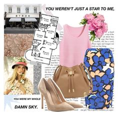 """My Star, My Sky"" by twinklepink ❤ liked on Polyvore featuring Edie Parker, Alice + Olivia, BYRON, Chicnova Fashion, Vince Camuto, Gianvito Rossi, beoriginal and topset"