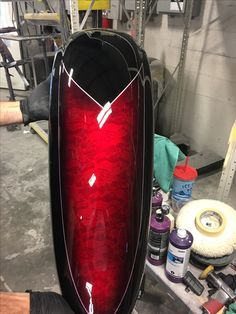 Lace paint rear fender VStar Custom Motorcycle Paint Jobs, Custom Paint Jobs, Custom Motorcycles, Custom Cars, Lace Painting, Air Brush Painting, Sportster Chopper, Harley Bagger, Holographic Car