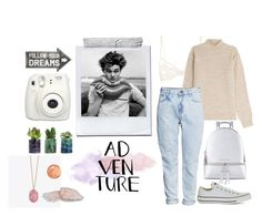 """Без названия #25"" by kgarden ❤ liked on Polyvore featuring MICHAEL Michael Kors, Sass & Belle, La Perla, AG Adriano Goldschmied, H&M, Converse, Fujifilm, Helix & Felix, RabLabs and vintage"
