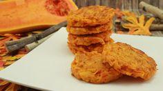 Pumpkin Patties- würzige Kürbis Puffer