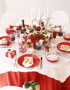 Christmas Table Decoration Ideas 41