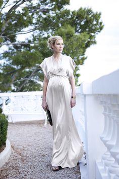 nice Свадебные платья для беременных (50 фото) — Как выбрать лучшее  8dcdcd7dcdc