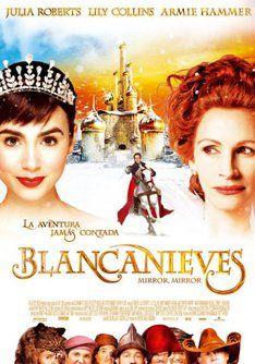 """Tráiler de """"Blancanieves (Mirror, Mirror)"""". Información, sinópsis y ficha técnica de la película #films #movies"""