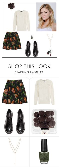 """""""Untitled #759"""" by flady ❤ liked on Polyvore featuring Miu Miu, A.P.C., H&M, Neutrogena, Vince Camuto and OPI"""