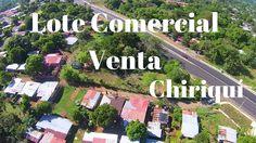 Lote sobre la Panamericana con 3 calles Las Lomas en venta Chiriquí