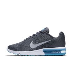 Nike Air Max Sequent 2 Men's Running Shoe Size for Addison Size 14 Mens Shoes, Nike Running, Running Shoes For Men, Size 12, Sports Shoes, Sneakers Nike, Air Max Sneakers, Street Style, Google