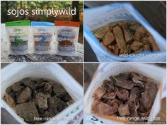 Sojos Simply Wild Review and Giveaway