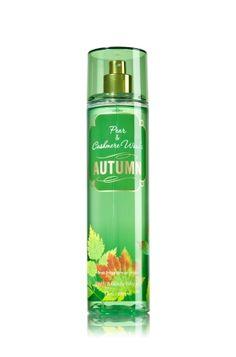 Autumn Fine Fragrance Mist
