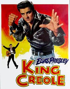 King Creole #1 - 1958 - Movie Poster