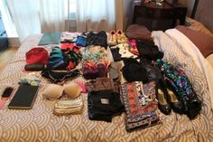 Packing for a cruise!