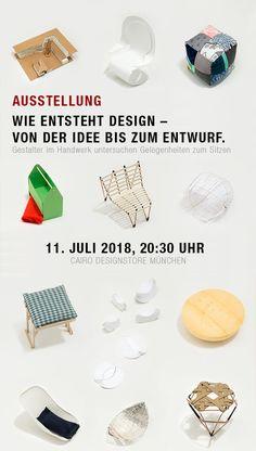 ... Der Akademie Für Gestaltung Und Design Der Handwerkskammer München  Laden Wir Sie Zur Ausstellung U201eWie Entsteht Design U2013 Von Der Idee Bis Zum  Entwurf.