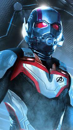 Avengers: Endgame, Ant-Man, White Suit, Wallpaper - Marvel Fan Arts and Memes Ant Man Avengers, Marvel Avengers Movies, Marvel Fan Art, Marvel Heroes, Marvel Characters, Captain Marvel, Aquaman, Hulk, Ant Man Scott Lang