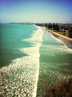 Orewa Beach, North Island, New Zealand