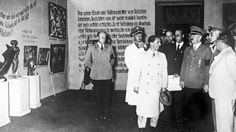 Several of Klee's works were included in the infamous Degenerate Art exhibition of 1937 (Credit: Credit: Alamy)