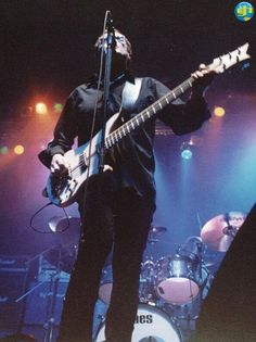 Glenn Hughes LIVE onstage in Germany during his 2000 Euro Tour