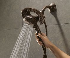 Delta In2ition Two-in-one Shower Head