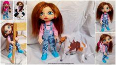 doll Princess Zelda, Dolls, Handmade, Fictional Characters, Art, Baby Dolls, Hand Made, Craft Art, Doll