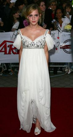 At the National Movie Awards in London in 2008. See all of Emma Watson's best looks.