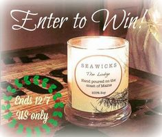 Style, Decor & More: Enter to Win a Seawicks Candle!