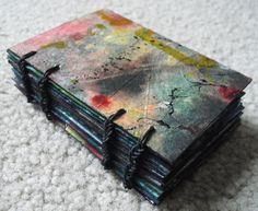 Dreamcicle Journeys- single sheet binding