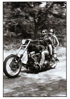 60s biker time romance. ...in another life maybe