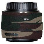 LensCoat Canon Lens Cover (Forest Green)  - Designed to fit a Canon EF 50mm f/1.4 AF