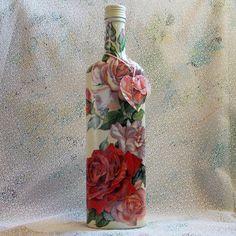 Darčeková fľaša Ľubkine ruže