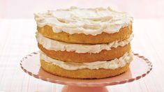 Luscious Lemon Cake - Luscious Layer Cakes - Southern Living - Recipe:Luscious Lemon Cake  Create an impressive…