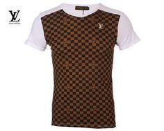 louis vuitton t shirt - Recherche Google T-shirt Louis Vuitton, Chemises  Pour Hommes 2a7ae64fba5