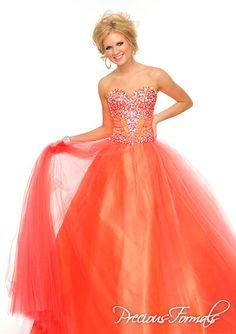 Precious Formals Style P10491 #prom2013 #promdress #preciousformals