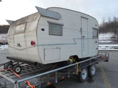 1964 Yellowstone 16 Ft Travel Trailer Restored Vintage