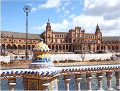 Mon week-end à #Séville, en #Andalousie