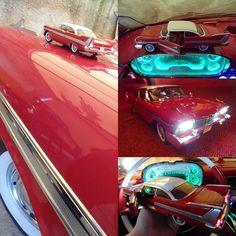 """1/:18 scale """"Christine"""" Plymouth movie diecast car / Ebay"""