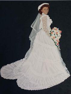 Erin Stefanak's Art: Lovely in Lace!