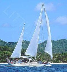 1990 Formosa Pilot House Sail Boat For Sale - www.yachtworld.com