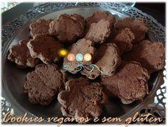 Cookies de amêndoas veganos, sem glúten, sem lactose | SOS Intolerante