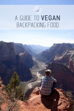 Finding vegan backpacking food should not cause anxiety! There are several brands that make vegan options. Check out the guide here!