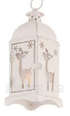 A sweet Christmas decoration! LED lantern that won't burn you, yet charmingly lit :) Led Lantern, Lanterns, Led Licht, Led Technology, Something To Do, Christmas Decorations, Bulb, Lighting, Antiques