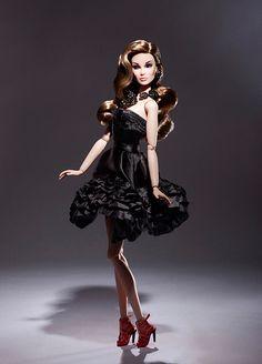 The first 2010 W club doll: 'Lady in waiting' Dania Zarr   Flickr