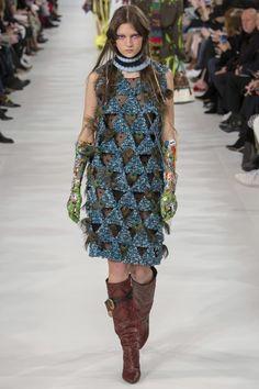 maison margiela knit dress fall 2017
